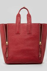 3.1 Phillip Lim Pashli Large Zip Tote Bag - Lyst