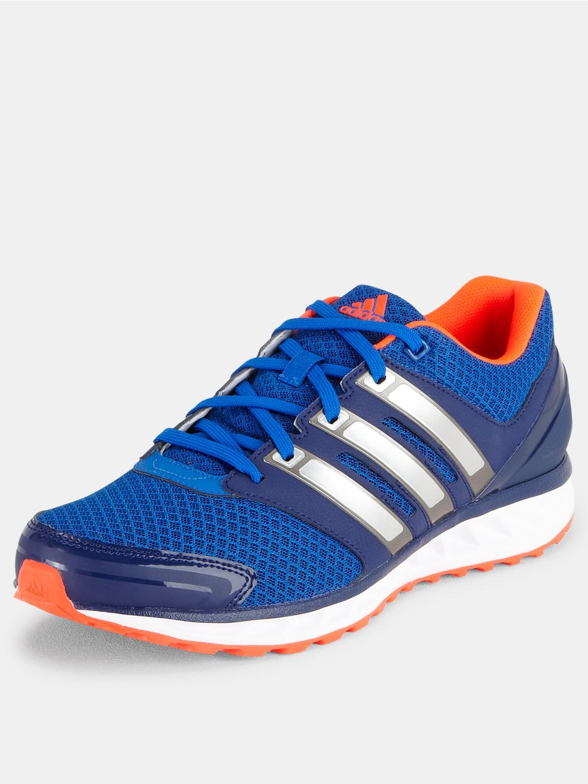 Adidas Falcon Elite 3 Mens Trainers in Orange for Men ...