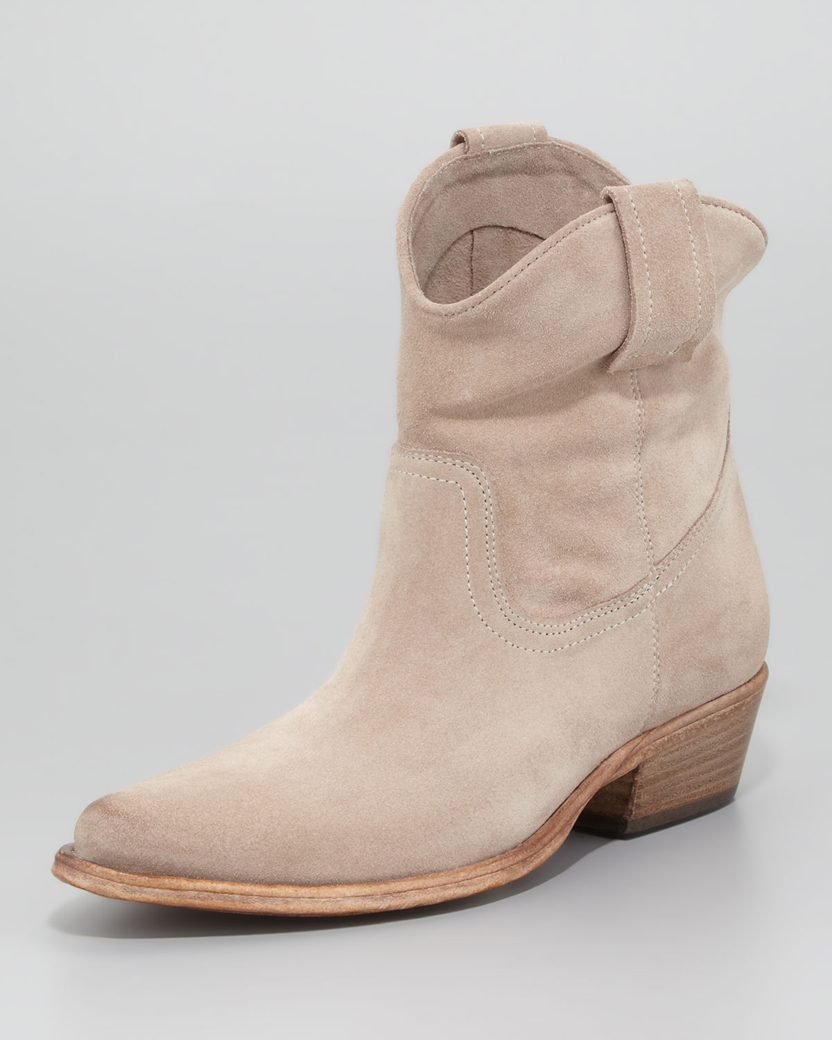 Alberto Fermani Suede Ankle Boots authentic online g2QNs