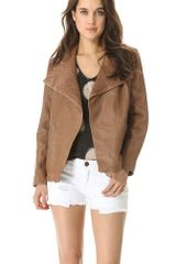 Brochu Walker Leather Jacket - Lyst