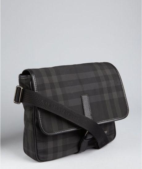f19ced77eadf Burberry Nylon Messenger Bag | Stanford Center for Opportunity ...
