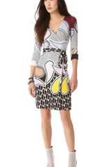 Diane Von Furstenberg New Julian Too Dress - Lyst