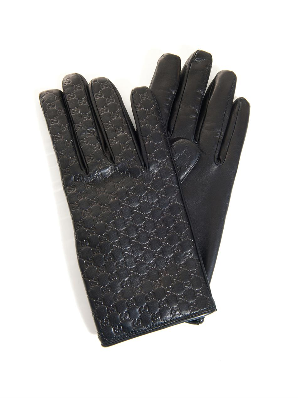 Mens leather gloves for iphone - Gallery Previously Sold At Matchesfashion Com Men S Leather Gloves