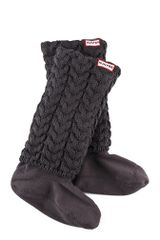 Hunter Long Cuff Welly Socks - Lyst