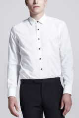 Lanvin White Evening Shirt - Lyst