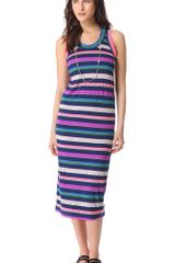 Marc By Marc Jacobs Smash Stripe Dress - Lyst