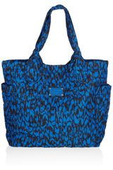 Marc By Marc Jacobs Pretty Nylon Medium Tate Printed Nylon Tote - Lyst