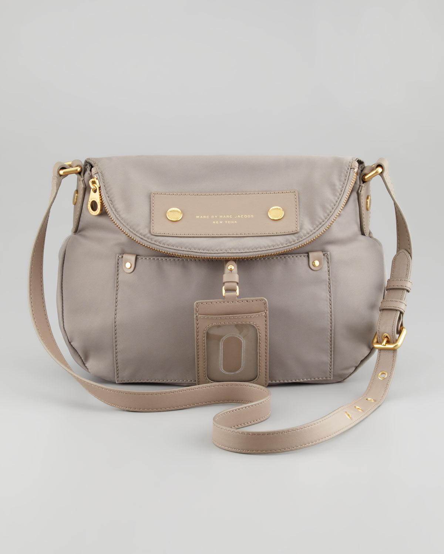 0697145ed5 Lyst - Marc By Marc Jacobs Natasha Preppy Nylon Crossbody Bag in Natural