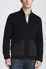 Rag & Bone Black Fife Work Jacket - Lyst