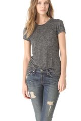 Rag & Bone The Basic Brando Tee - Lyst