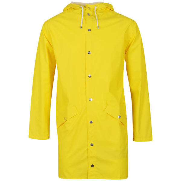 Mens Long Rain Jacket - My Jacket