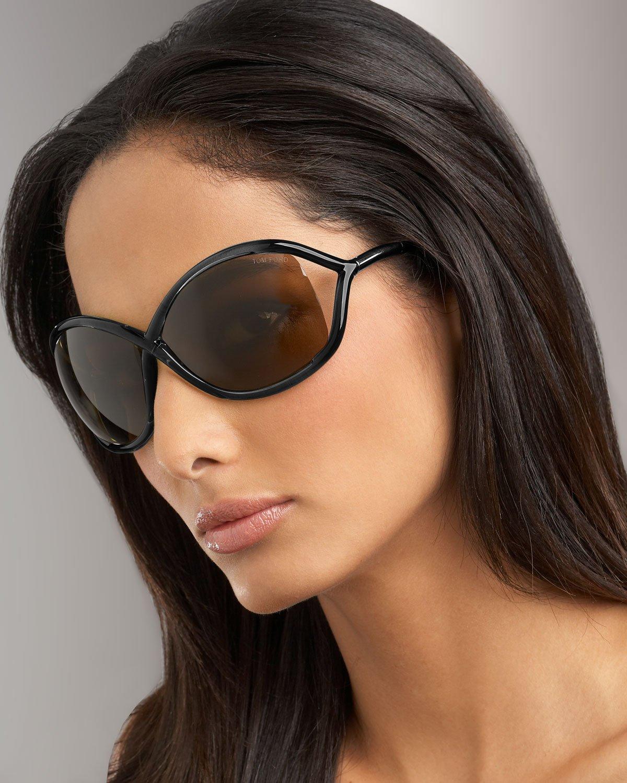 dabc478b35d Lyst - Tom Ford Whitney Sunglasses