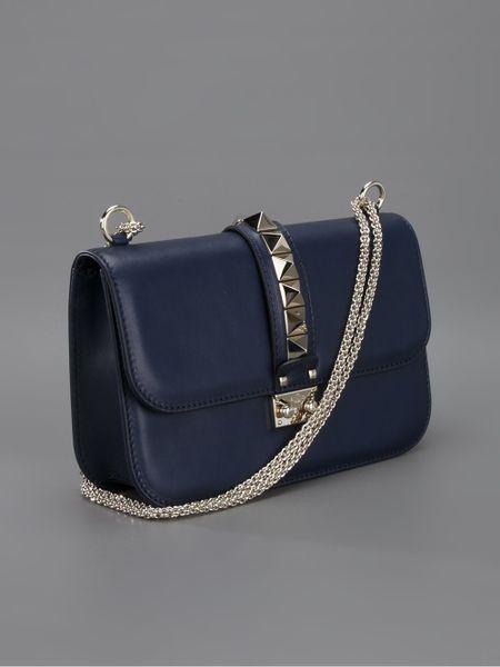 Valentino Blue Shoulder Bag 13