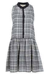 Vanessa Bruno Athé Sleeveless Dress - Lyst