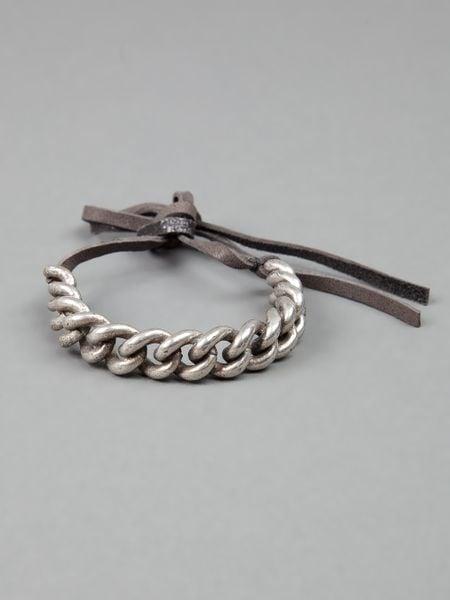John Hardy Twisted Chain Bracelet