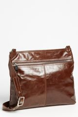 Hobo Lorna Leather Shoulder Bag - Lyst