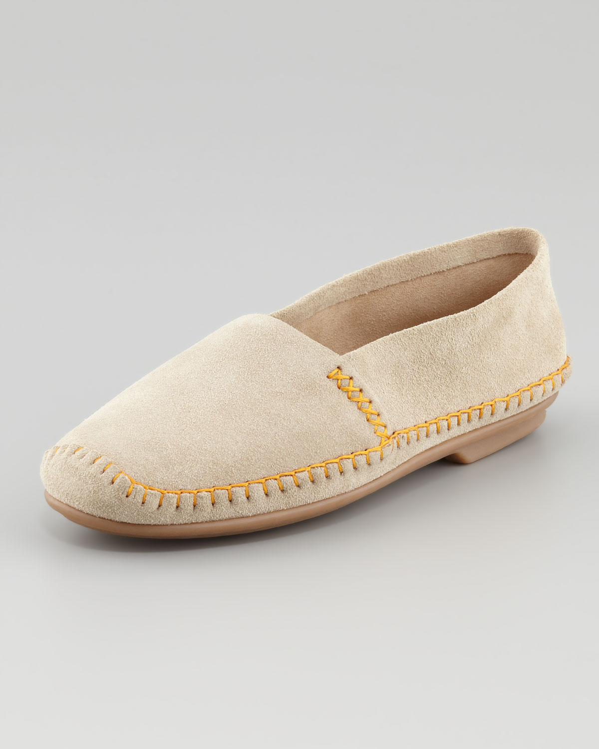 Kate Spade Womens Moccasin Cotton Shoes