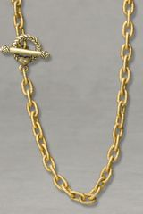 Jay Strongwater Jeanne Necklace 18 12 - Lyst