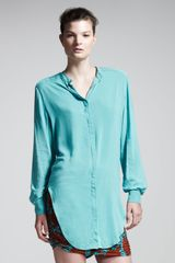 Kelly Wearstler Tarzan Shirt - Lyst