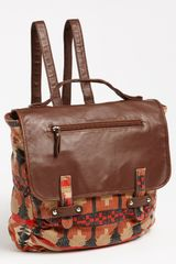 Lulu Canvas Backpack - Lyst