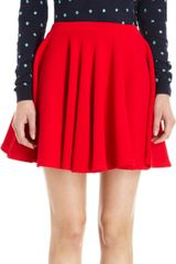 Opening Ceremony Mace Skirt - Lyst