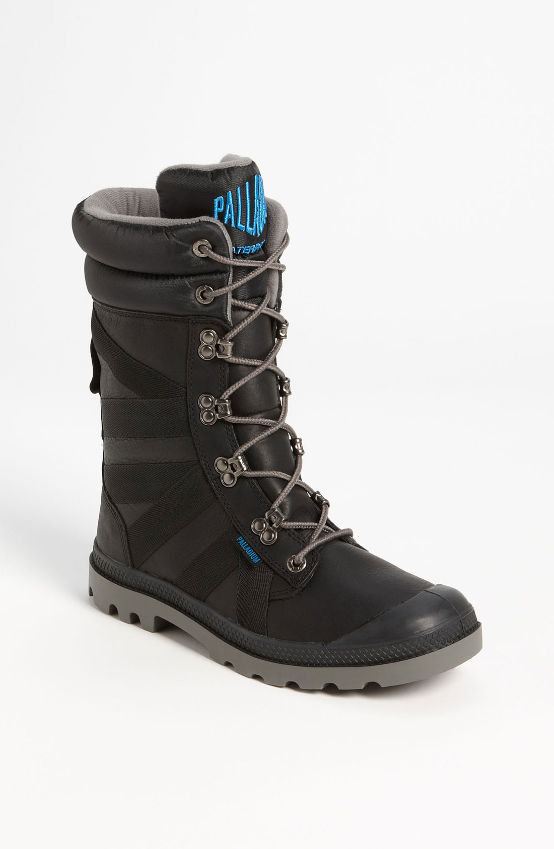 Palladium Pampa Snow Boot In Black For Men Lyst