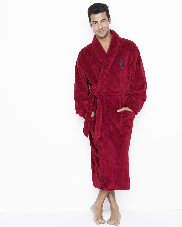 33f6e2408e9 lauren by ralph lauren coats for men mens ralph lauren robe ...
