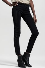 Rag & Bone Berliner Stretch Leggings - Lyst