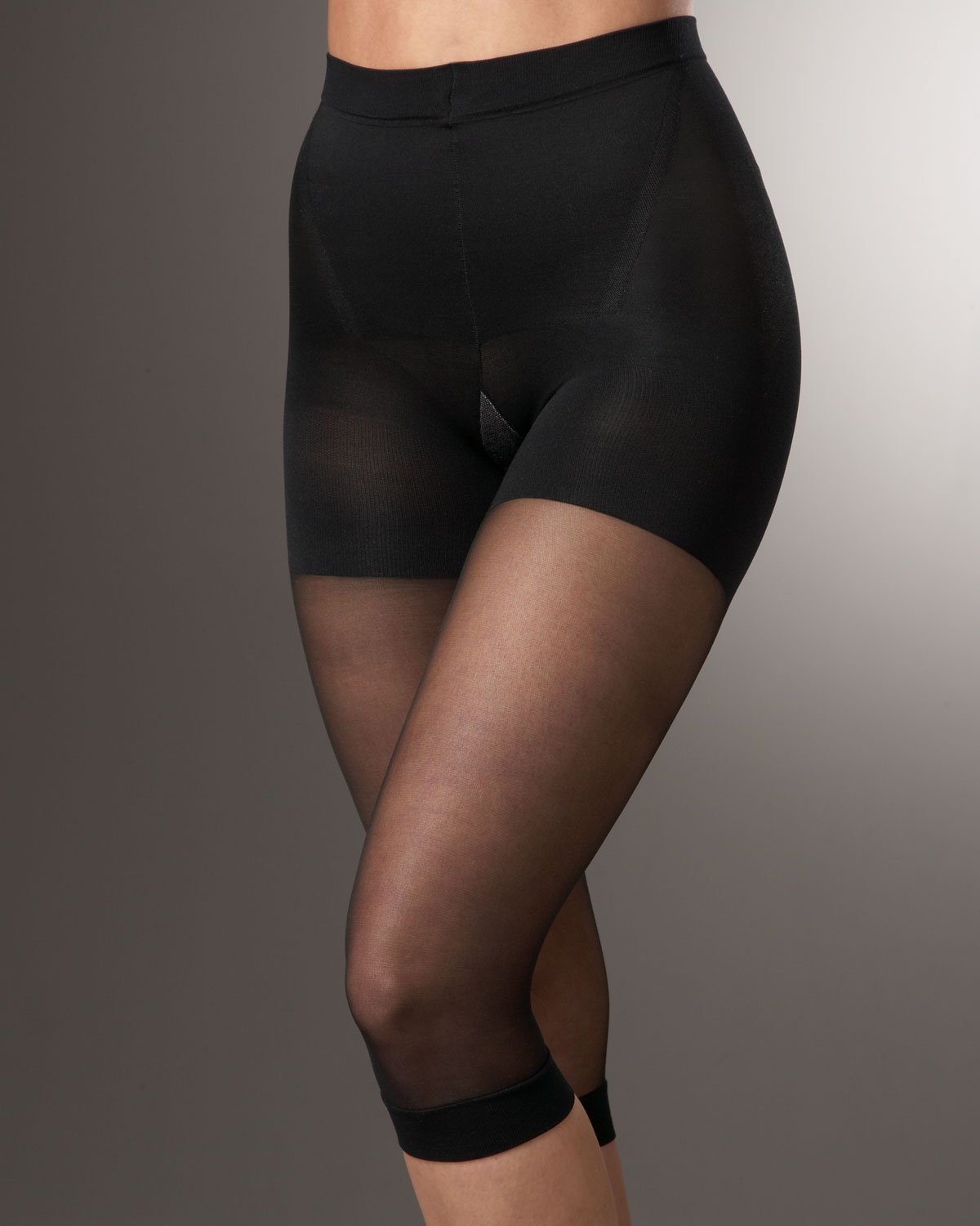 6cb244b214523 Lyst - Spanx In-power Line Super Footless Shaper in Natural