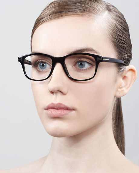 tom ford womens unisex semirounded square fashion glasses. Cars Review. Best American Auto & Cars Review