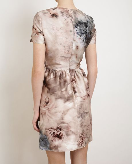 Valentino Secret Garden Floral Printed Cotton And Lace