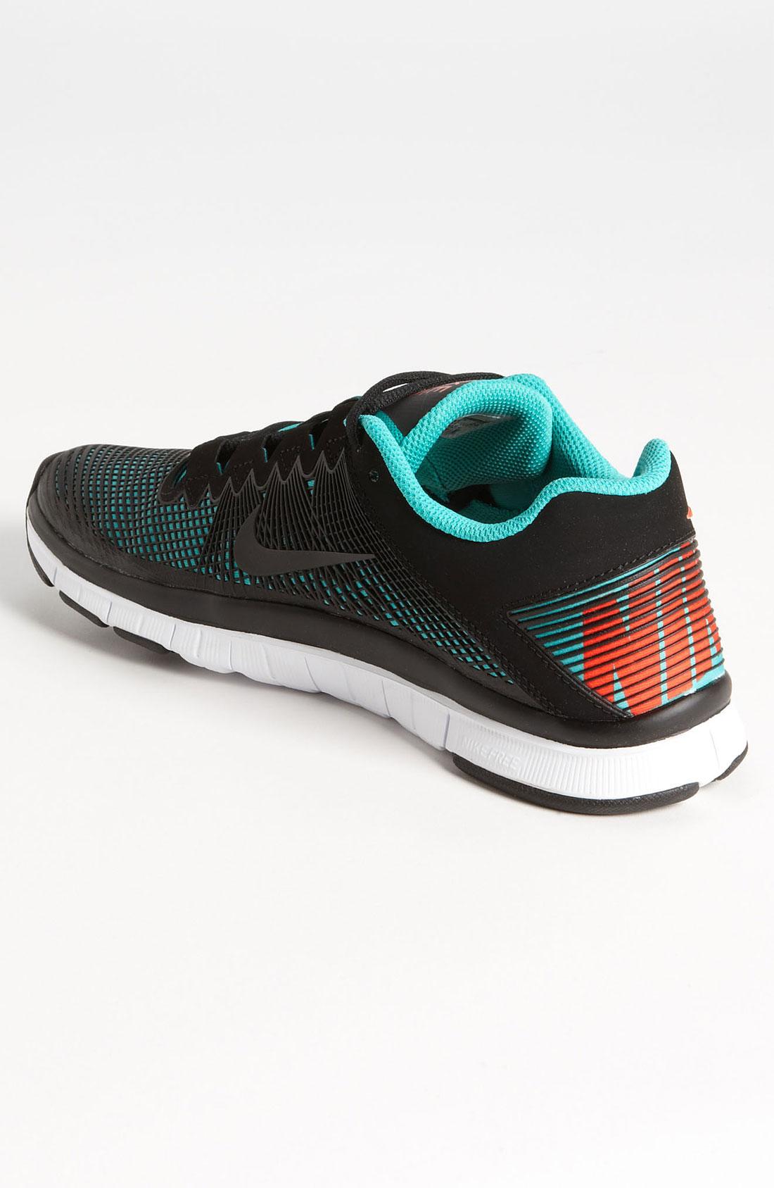 size 40 afae5 c0617 Nike Free Trainer 30 Training Shoe Men in Blue for Men (atomic teal   orange  black)   Lyst