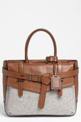 Reed Krakoff Boxer Leather Satchel - Lyst
