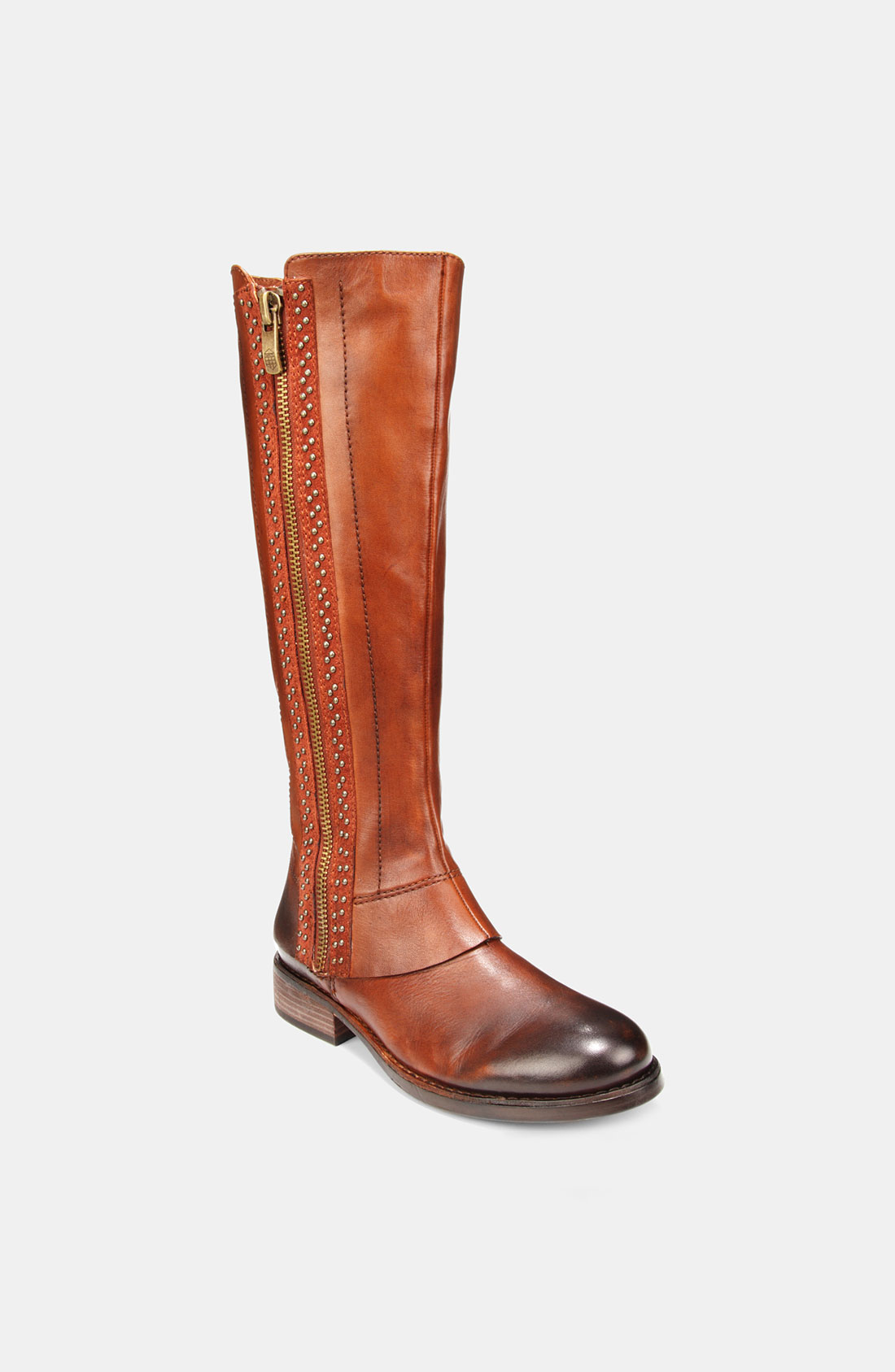 vince camuto finny boot in brown toasted brown rich