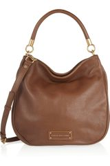 Marc By Marc Jacobs Too Hot To Handle Leather Shoulder Bag - Lyst