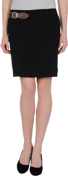 Ralph Lauren Knee Length Skirts - Lyst