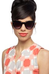 ModCloth Groove Out Day Sunglasses - Lyst