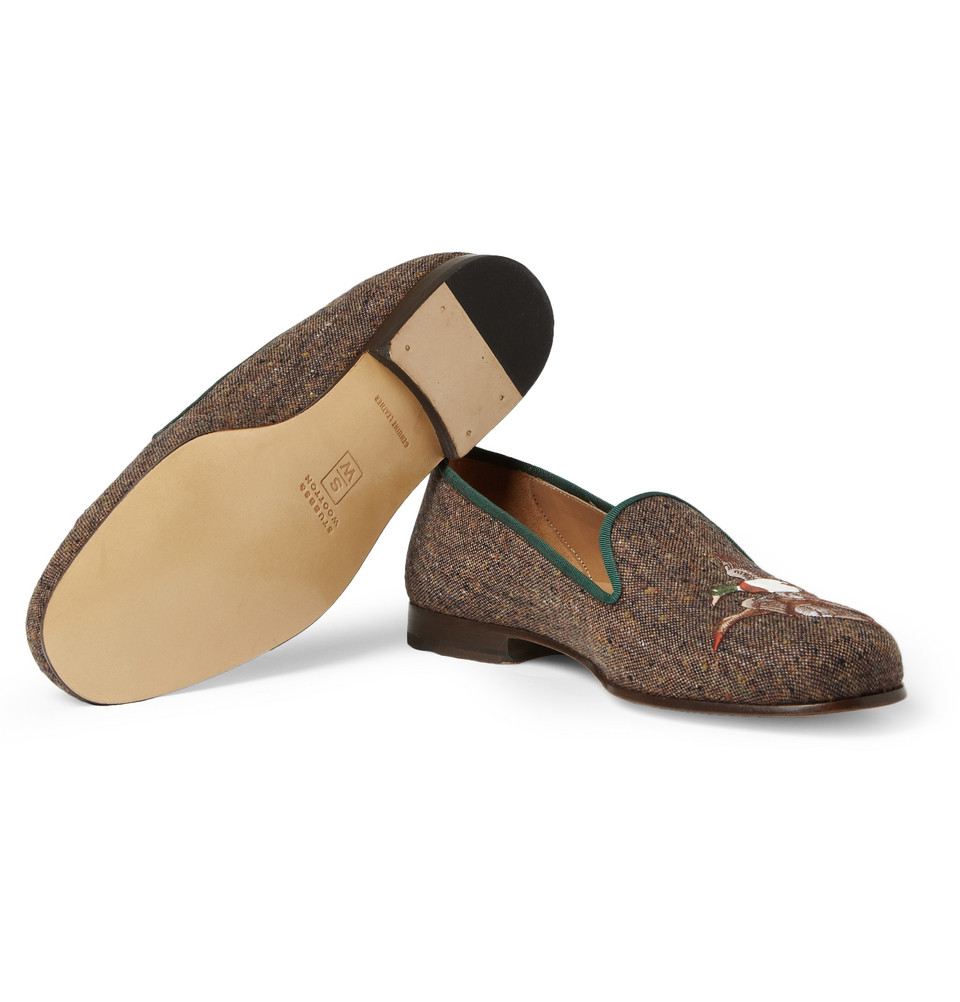 Mar 10,  · Mr. Edwards is on his 11th pair of Stubbs & Wootton slippers, which he buys new and used and which, he said, deliver more value and style than .