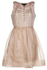 Elizabeth And James Sarafin Dress - Lyst