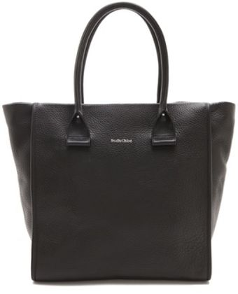 See By Chloé Large Zipped Tote - Lyst