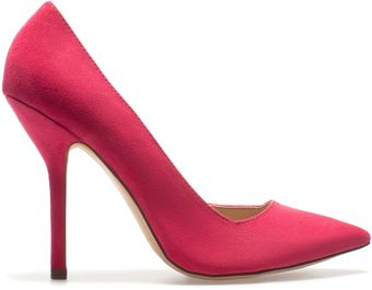 Zara Basic Court Shoe - Lyst