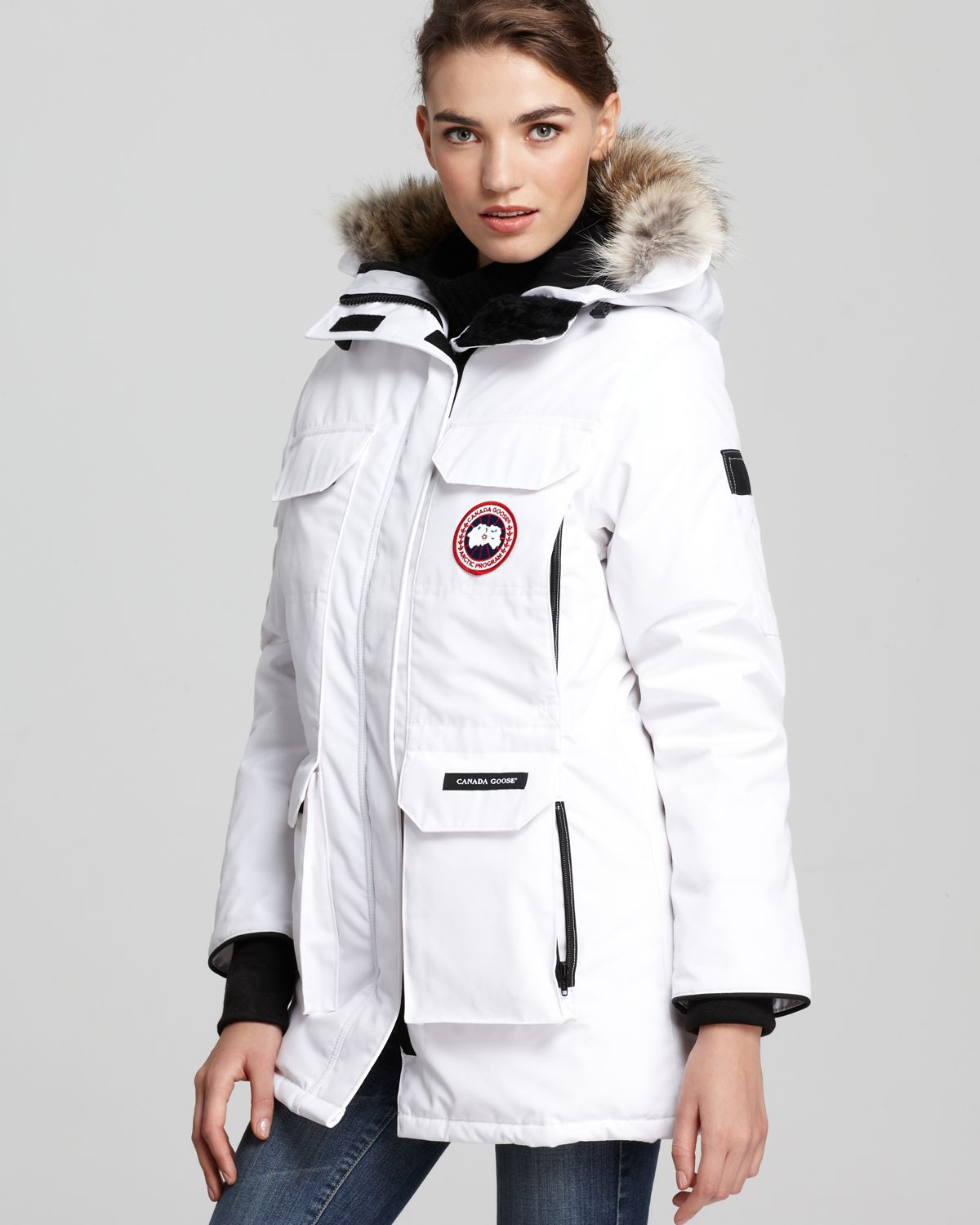 Gallery. Previously sold at: Bloomingdale's · Women's Canada Goose Expedition