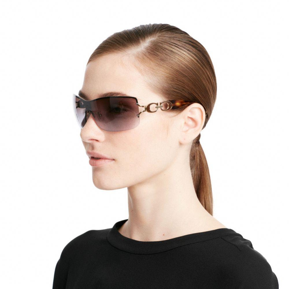 f0ab2ec7e72a ... low cost lyst coach noelle sunglasses in black a7d0b e4dba