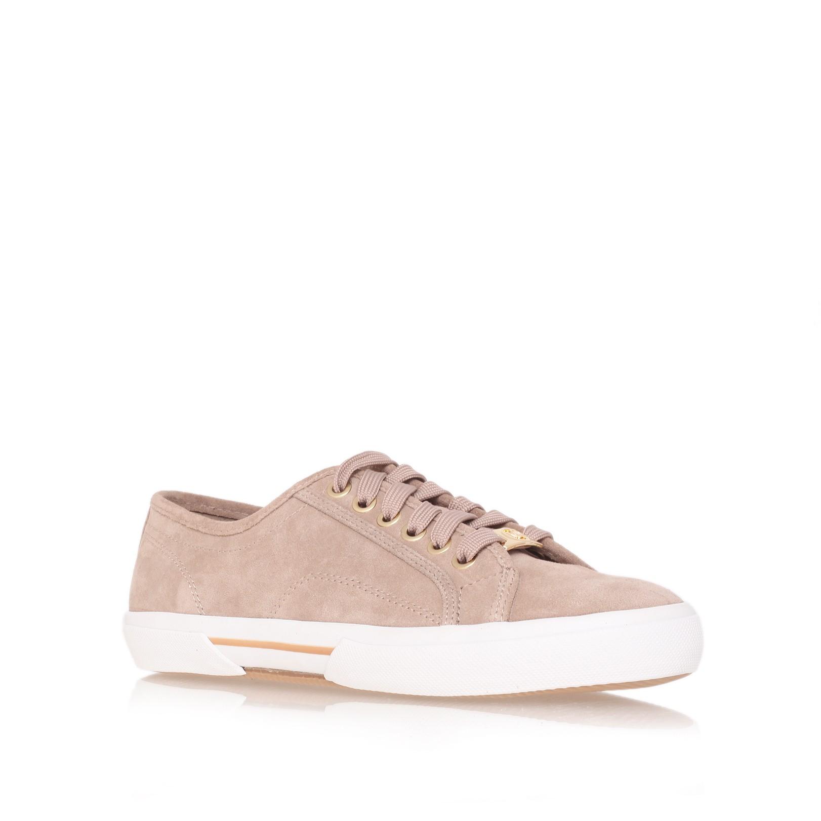 6f7f1e671c590 Michael Michael Kors Boerum Sneaker in Natural - Lyst