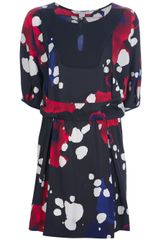 Diane Von Furstenberg Beatrix Dress - Lyst