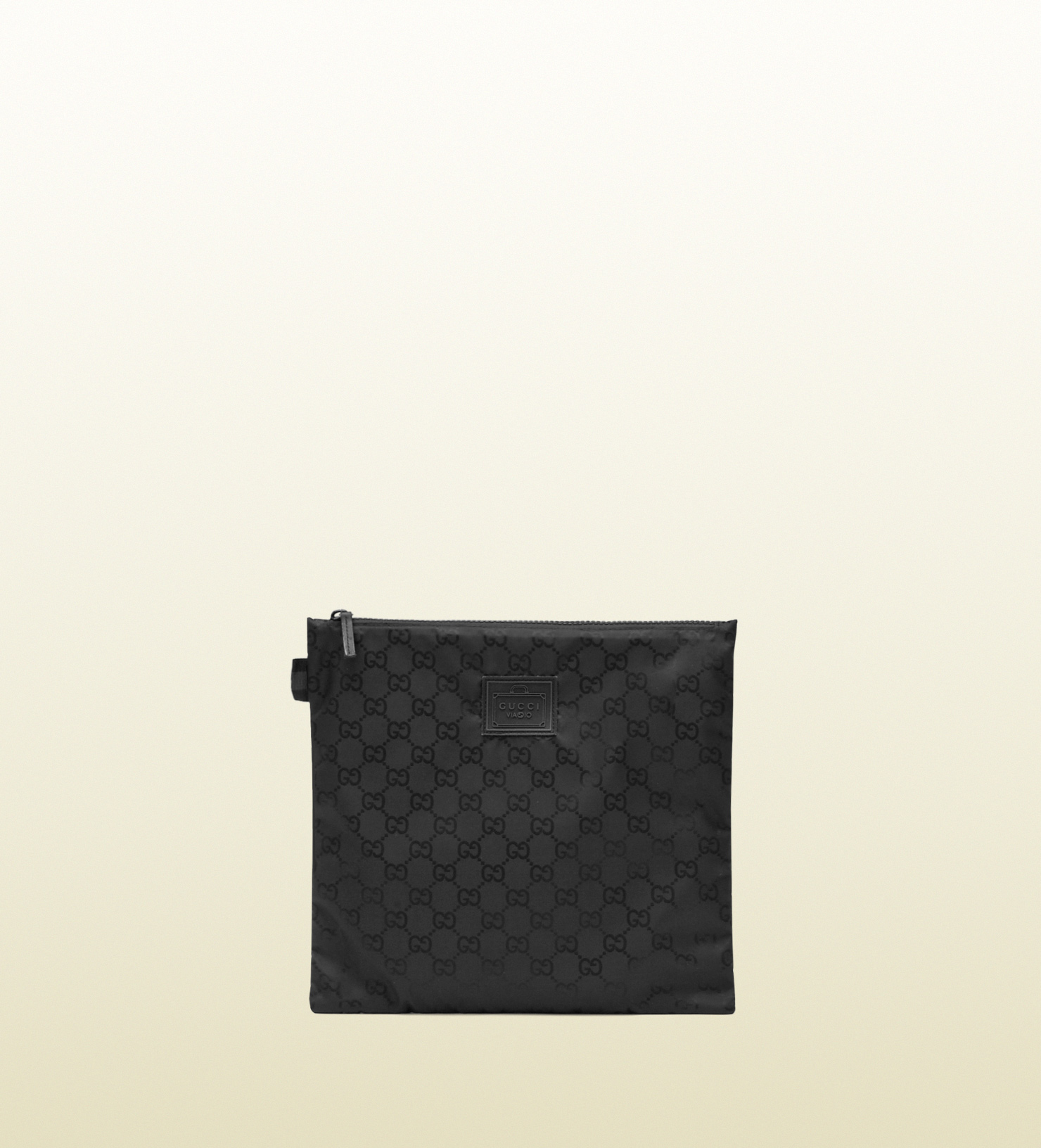 Gucci Black Large Toiletry Case From Viaggio Collection In Black For Men Lyst