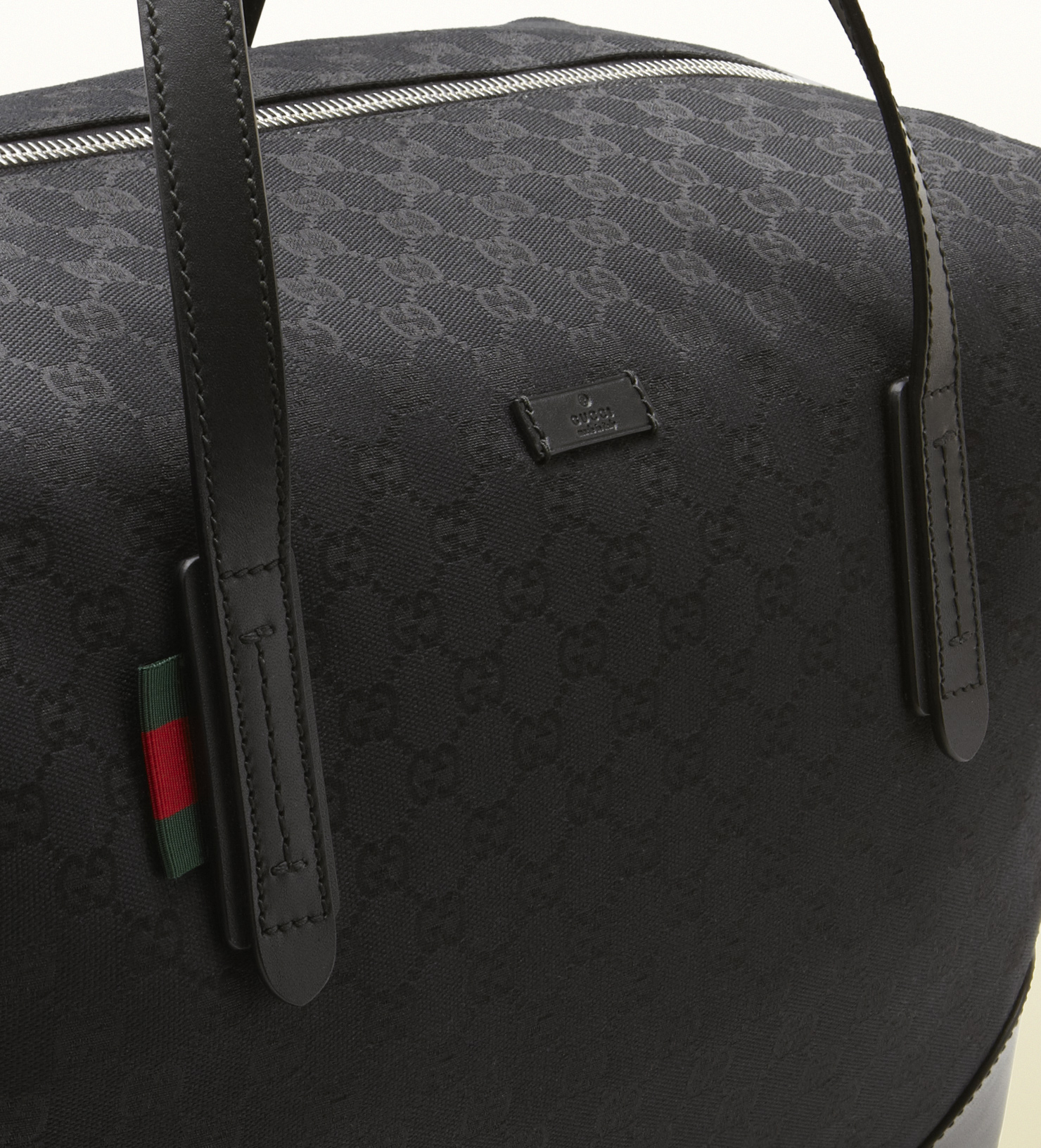 Lyst - Gucci Original Gg Canvas Carry-on Duffel Bag in Black for Men abfe281512c39