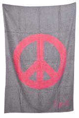 Lucien Pellat Finet Peace Beach Towel - Lyst