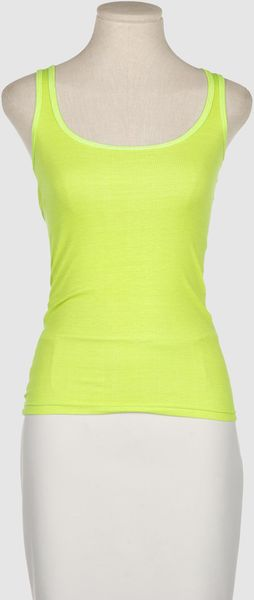 American Apparel Top - Lyst