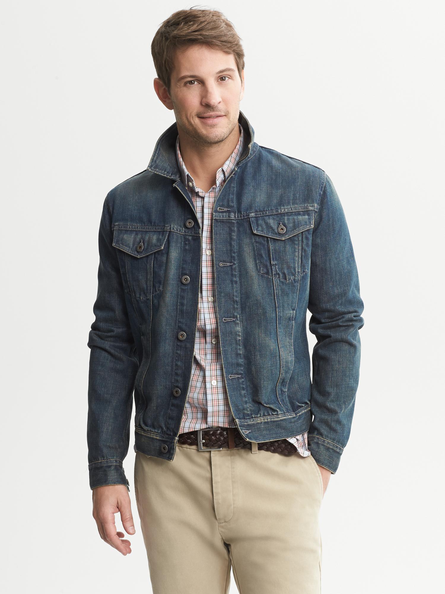 Burgundy leather jacket banana republic – Fashionable jacket 2017 ...